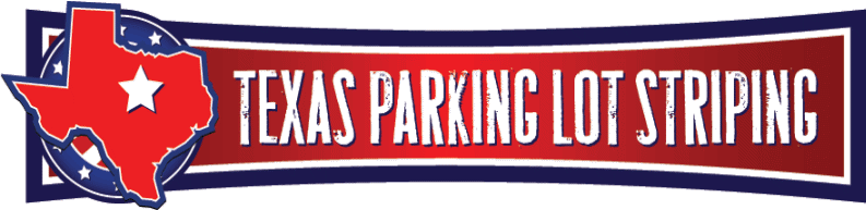 Texas Parking Lot Striping and Seal Coat Logo